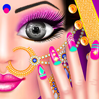 Gopi Doll - Nail Art Salon