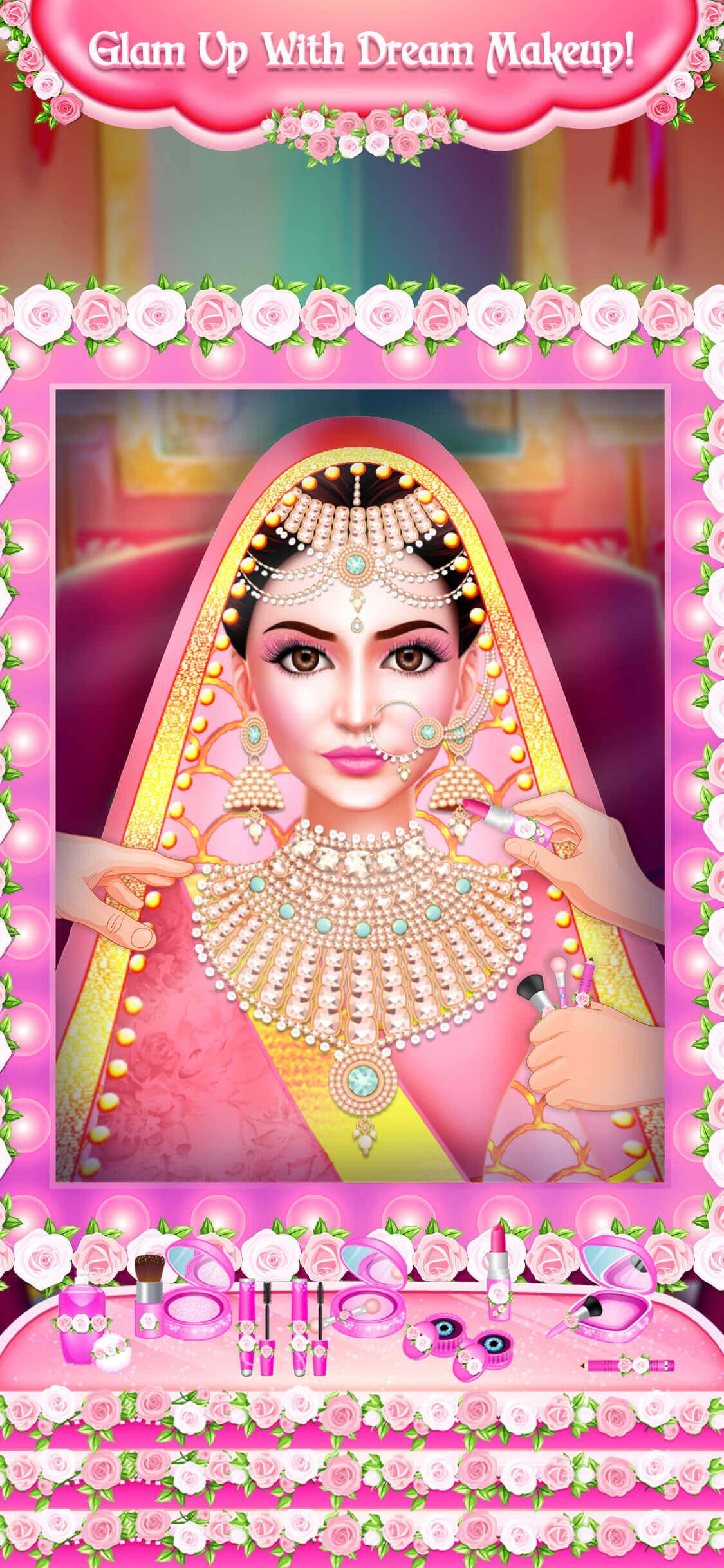 Indian Celebrity Royal Wedding Salon