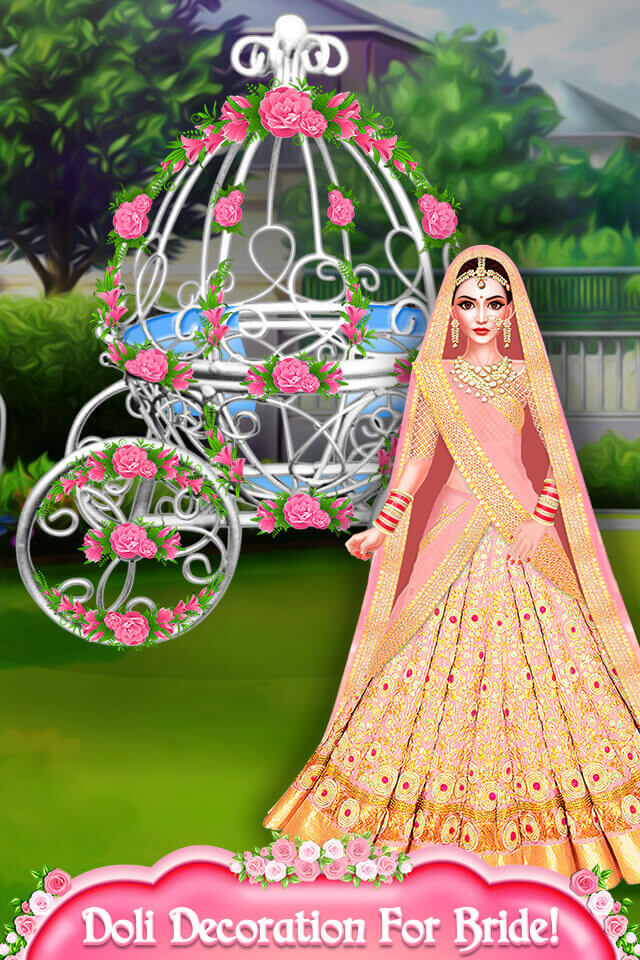 Indian Celebrity Royal Wedding Salon