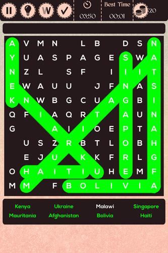 Hidden Word Fun